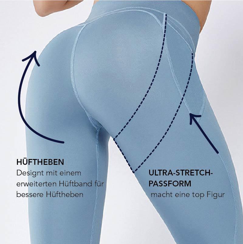 Perfekte Körper Yoga-Hose